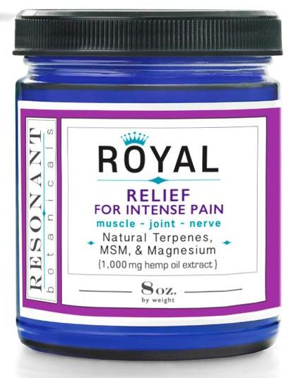 ROYAL pain relieving lotion - Product Review - Tom Seaman